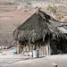 Thatched hut - Choza; Magdalena Jaltepec, Distrito de Nochixtlán, Región Mixteca, Oaxaca, Mexico por Lon&Queta