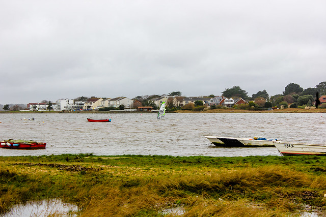 Mudeford Quay de Christchurch