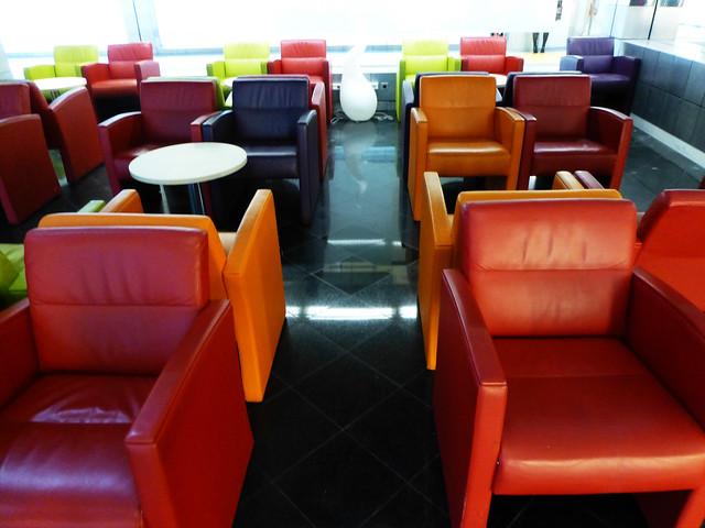 chairs at CDG