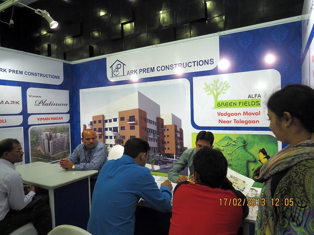 "A home at Vadgaon Maval - The Times of India Pune Property Exhibition  ""Invest in West Pune""  16th & 17th February 2013"