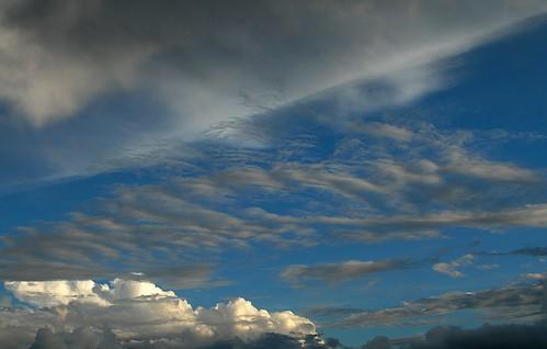clouds cumulus cloudscape stratus altostratus