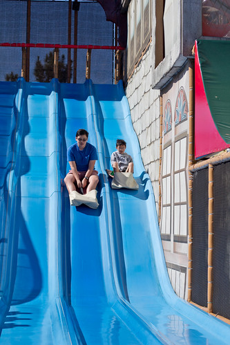 Slide @Legoland