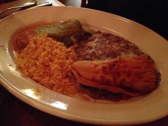 Combination 12 - El Mirasol Cocina Mexicana
