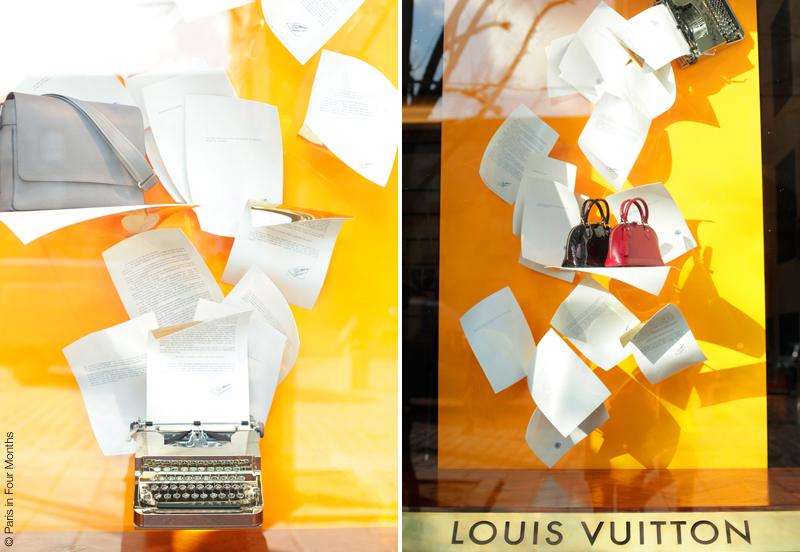 Louis Vuitton by Carin Olsson (Paris in Four Months)