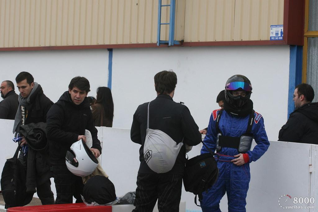 Carrera de Resistencia de 3 Horas Amateur en el Circuito Karting Club los Santos