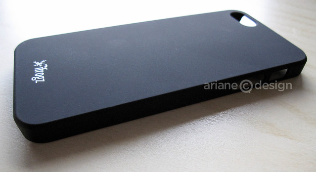ZAGG Ultra Lean Deluxe iPhone 5 case