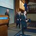 Don Pettit Receives FEYA (201302210002HQ) by NASA HQ PHOTO