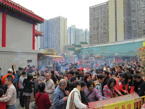 香港黃大仙廟005