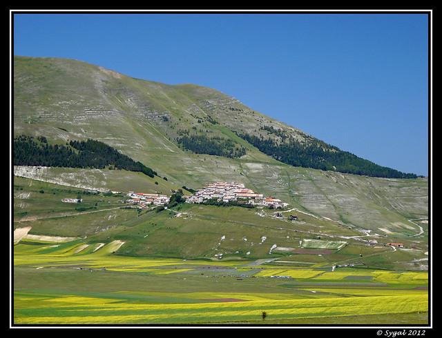 ITALIE - CASTELLUCCIO