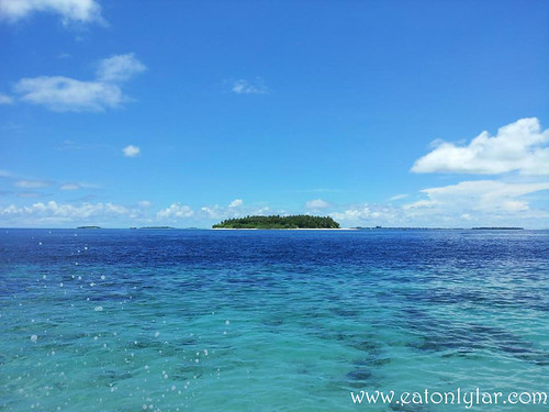 View from Beach, Bandos Island Resort & Spa