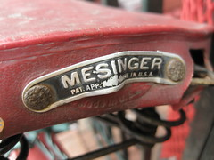Antique Bike Seat