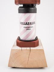 Roller trophy
