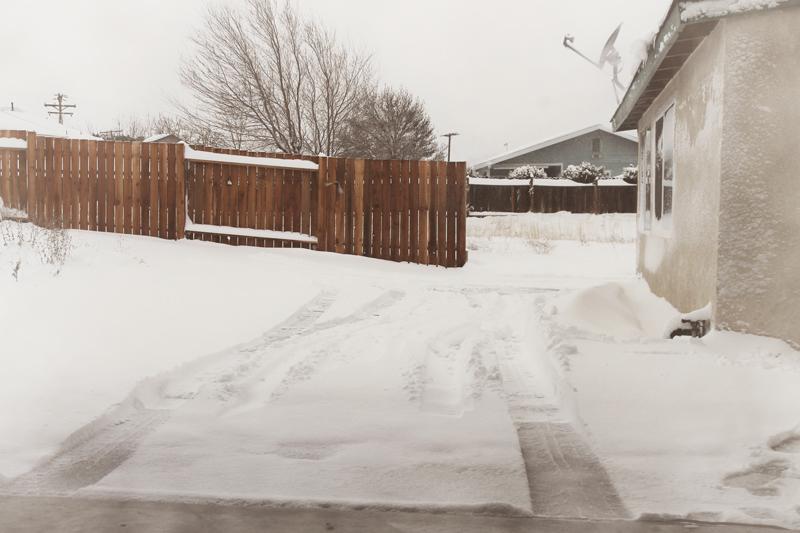 backyard-driveway-snow-fence