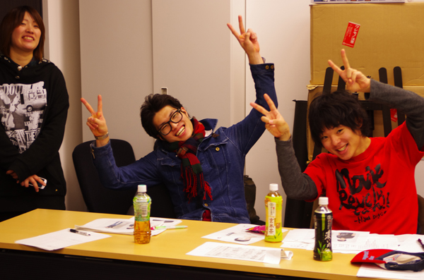 『バクレツ!みはら帝国の逆襲-世界解放宣言-』 学生のホンキで日本を変える!_02