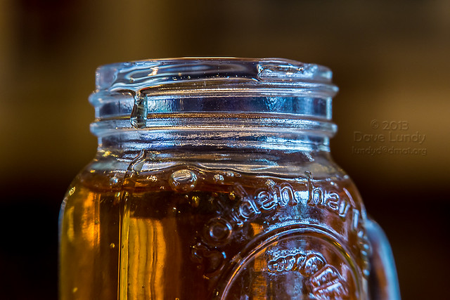 2013-02-26: (57/365) Honey Jar P1030297