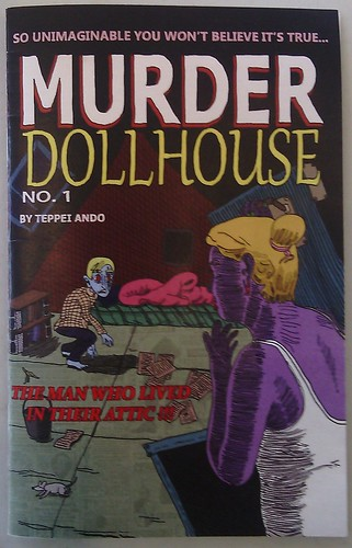 Murder Dollhouse by Teppei Ando