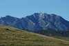 Another angle to see Mount Diablo from, this time from Old Empire Mine Road.