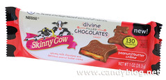 Skinny Cow Divine Filled Chocolates with Peanut Butter Creme