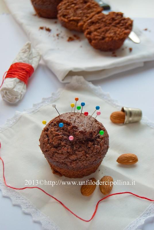 Muffin mandorle
