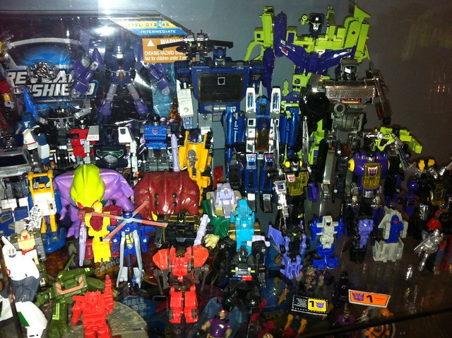 Do you collect toys?  What brands or themes?  This is a good place to show them off! 8521411630_427dacf53b_z