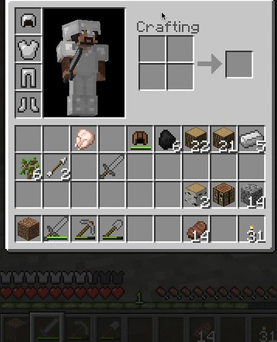 Minecraft - Iron Armor