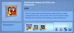 Scattered Visions by Eril van Hooueven