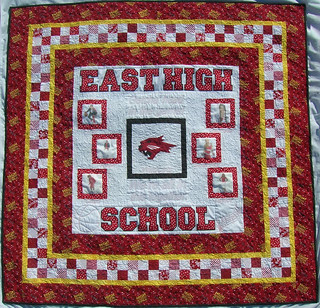 High School Musical Quilt