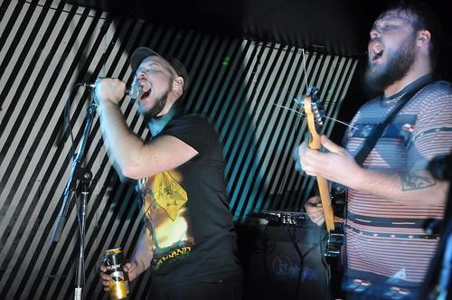 Steve Adamyk Band at Babylon
