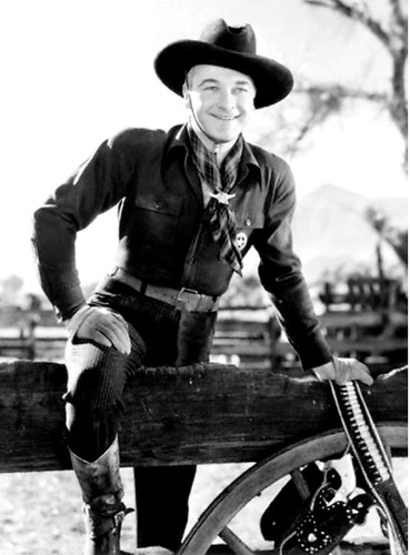William Boyd in ''Borderland'',  (1937)