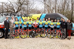 2013 Team Shot 1:  Kit by CyclinginaToque
