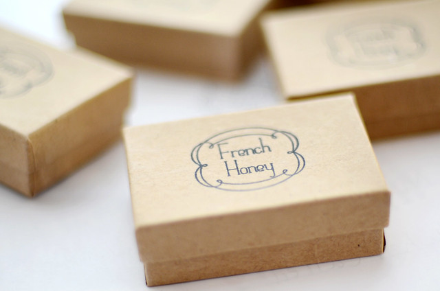 French Honey boxes