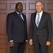 WIPO Director General Meets Senegal's Minister for Culture