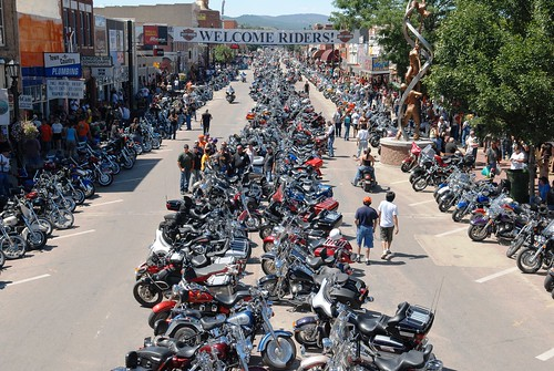 Main Street, Sturgis, South Dakota