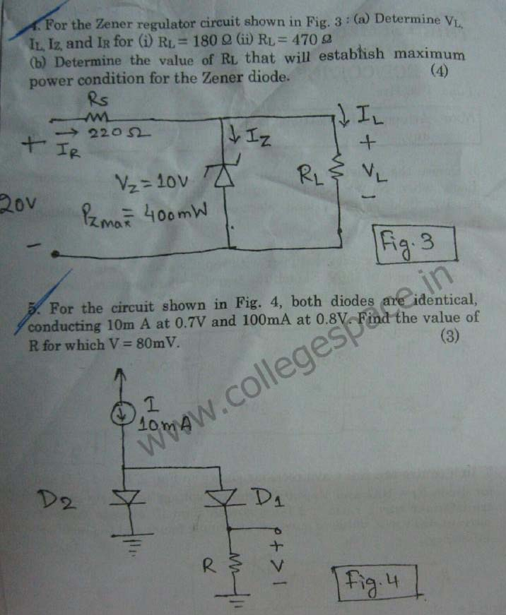 NSIT Question Papers 2012 – 3 Semester - Mid Sem - ECE-COE-ICE-201