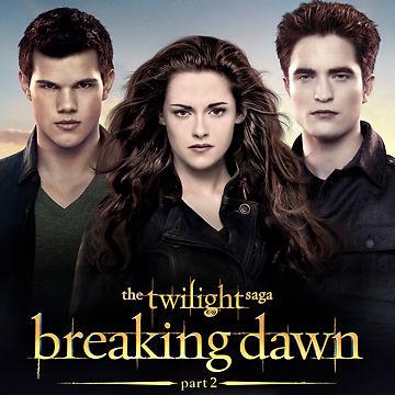 The Twilight Saga Breaking Dawn - Part 2