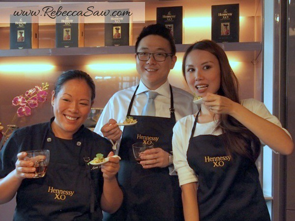 Hennessay XO Appreciation series - Chef Lee Anne Wong-010