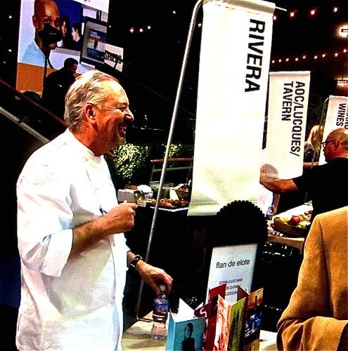 famed chef John Sedlar from Rivera