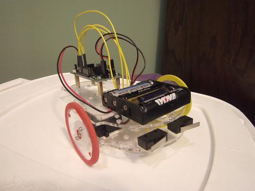 MakerFaire Proto 00