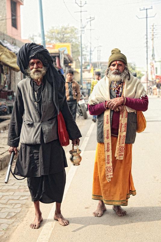 Sadhu, Vrindavan, India 2012