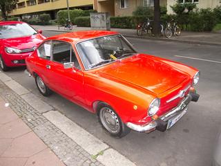 1967 Fiat 850 Sport