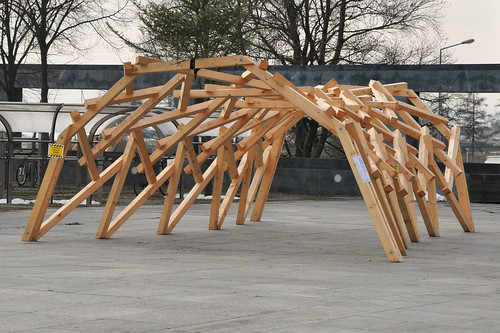 eat-a-bug: Wooden Structures at ETH Campus