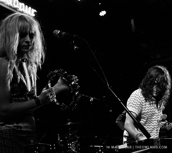 Youngblood Hawke @ The Troubador, LA 3/7/13