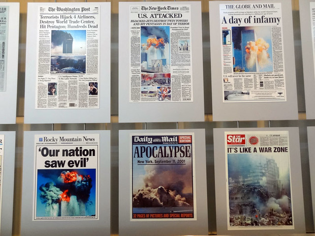 september-11-newspapers