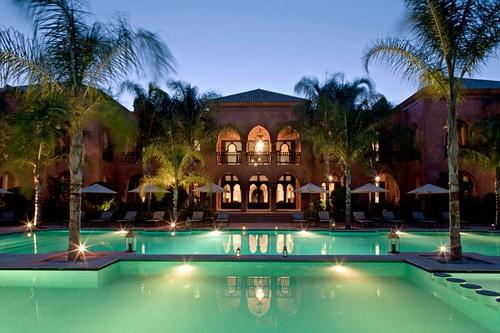 Hotel Mosaic Palais Aziza Marrakech Morocco