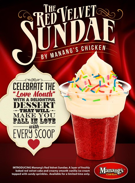 Red Velvet Sundae