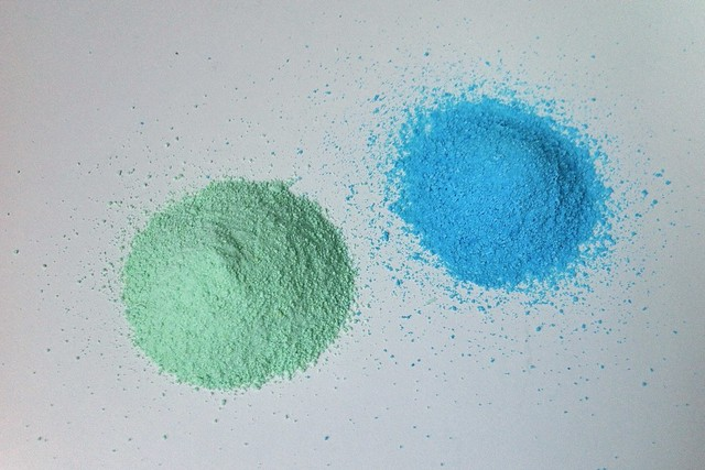 DIY Color Powders