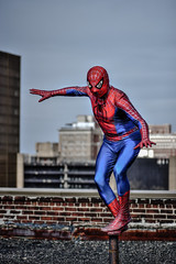 Spider-Man In Birmingham