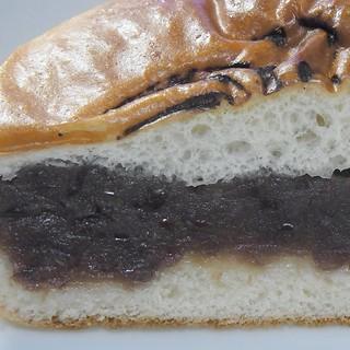 歌舞伎座みやげ 隈取りあんパン