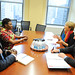 UN Women Executive Director Michelle Bachelet meets with Minister of Burundi