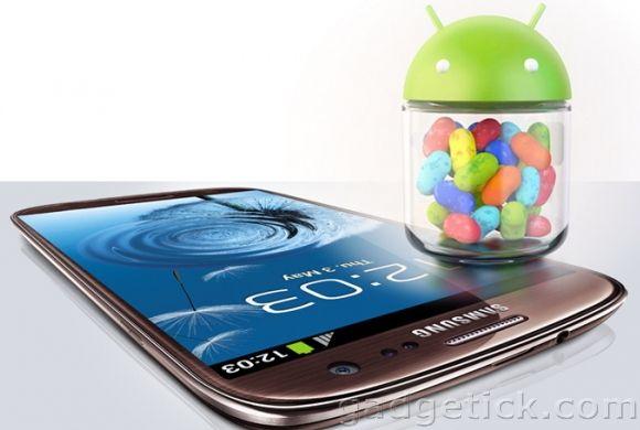 Обновление Android 4.2.2 для Galaxy S3